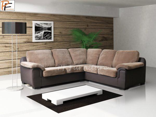 Amy Corner Sofa Fabric-962