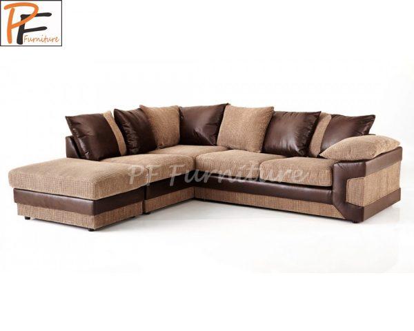 Dino Corner Sofa Fabric-978