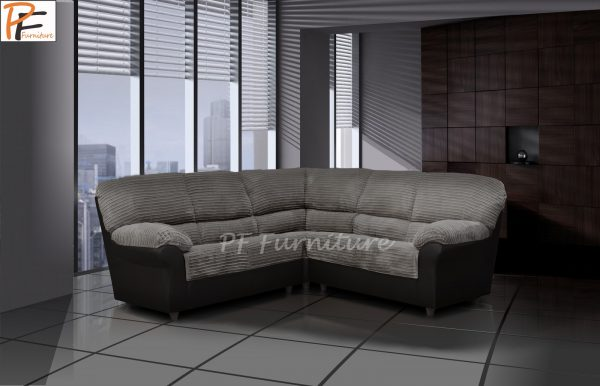 Roma Corner Sofa Fabric-993