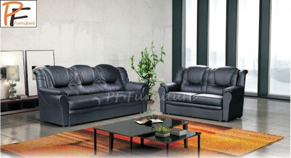 Texas 3+2 Sofa set faux leather-0