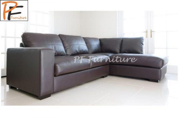 Westpoint Corner sofa faux leather-1183