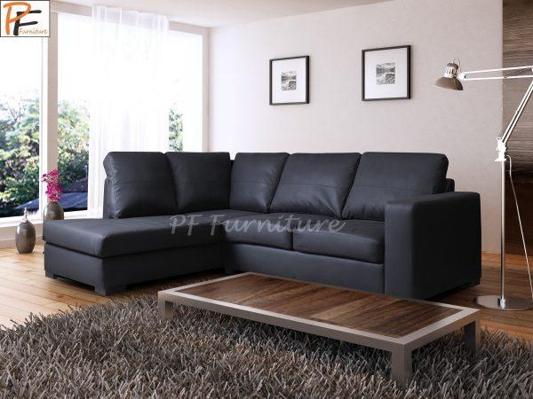 Westpoint Corner sofa faux leather-1022