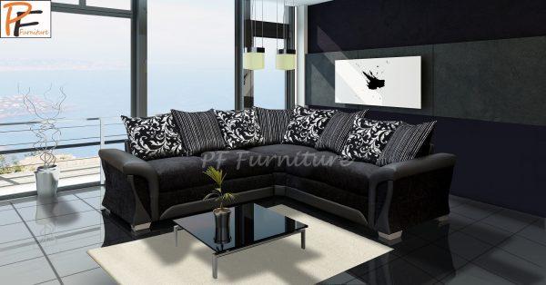 SHANNON CORNER SOFA (2C2) fabric-956