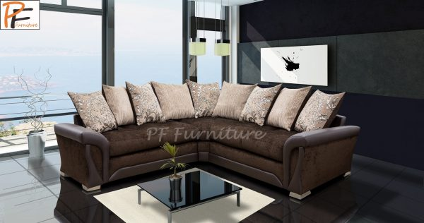 SHANNON CORNER SOFA (2C2) fabric-958