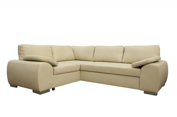 free shipping 5ccee e05a2 Enzo II Corner Sofa Bed