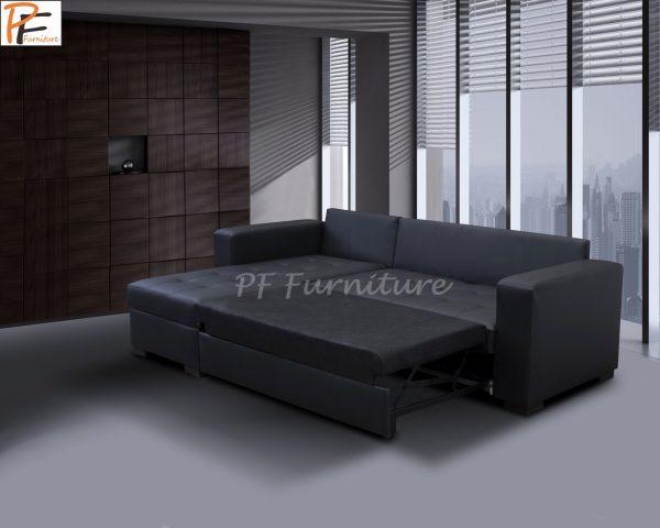 Giani II Sofa Bed Faux Leather-1070