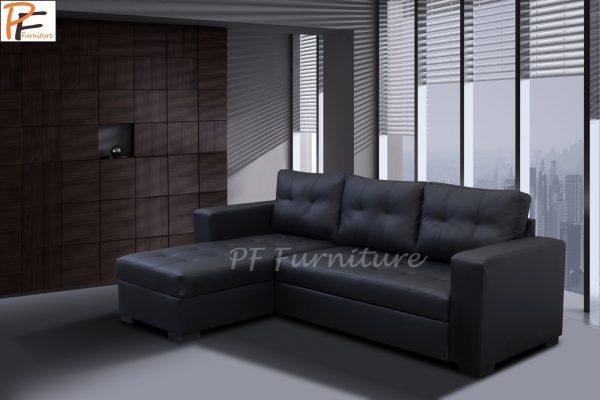 Giani II Sofa Bed Faux Leather-1068