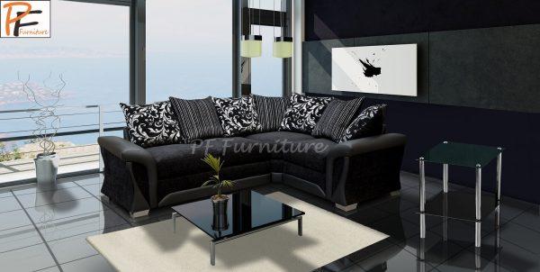 SHANNON CORNER SOFA (2C1) fabric-0