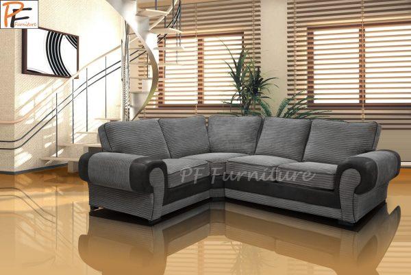 Tango corner sofa Fabric-1096