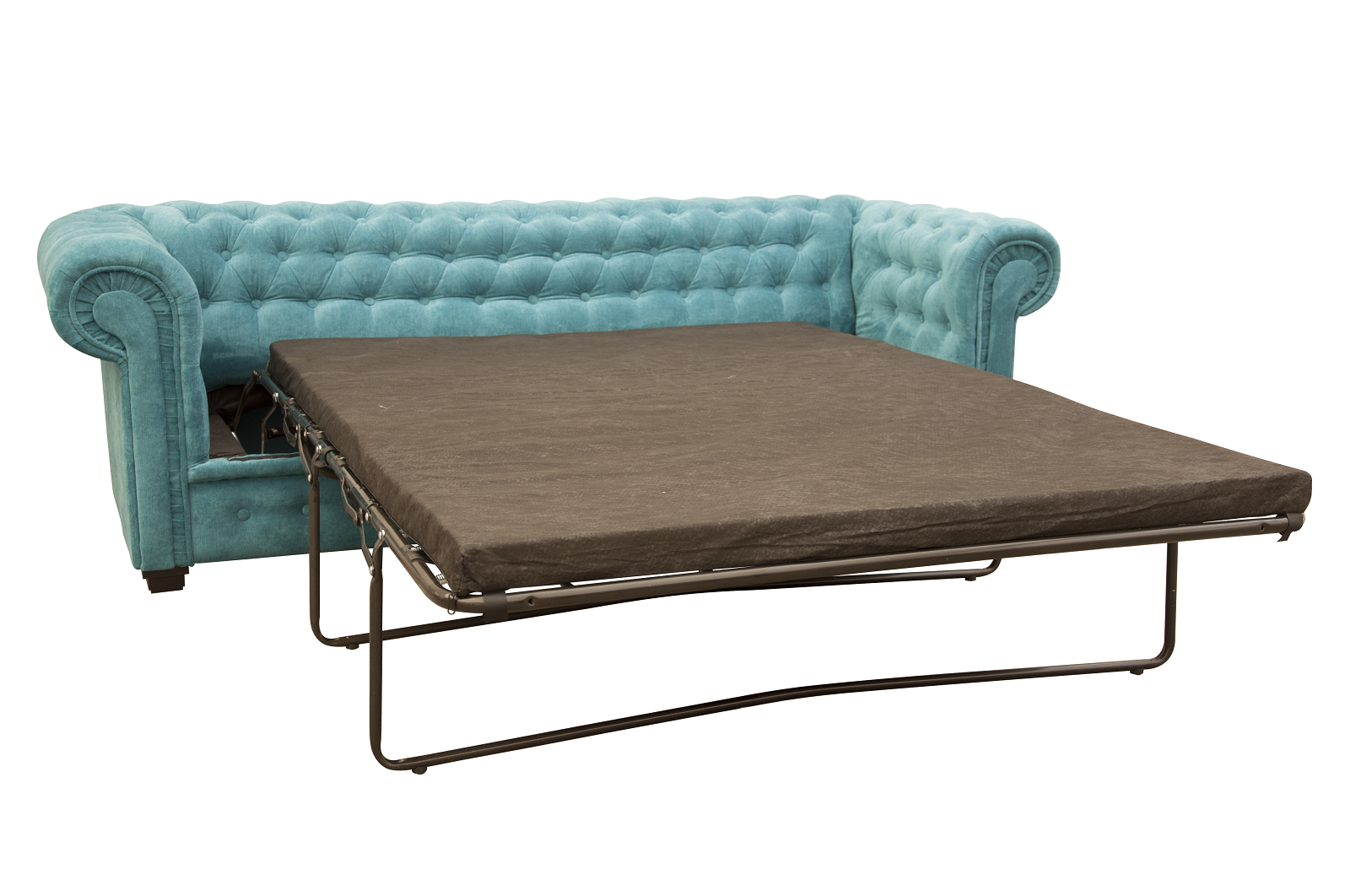IMPERIAL 3 SEATER SOFA BED Fabric-1257
