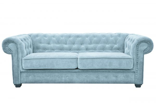 IMPERIAL 2 SEATER SOFA BED FABRIC-1279