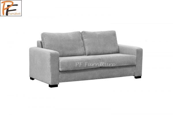 Paris Sofa Bed Fabric 3 Seater Foam Mattress-1325