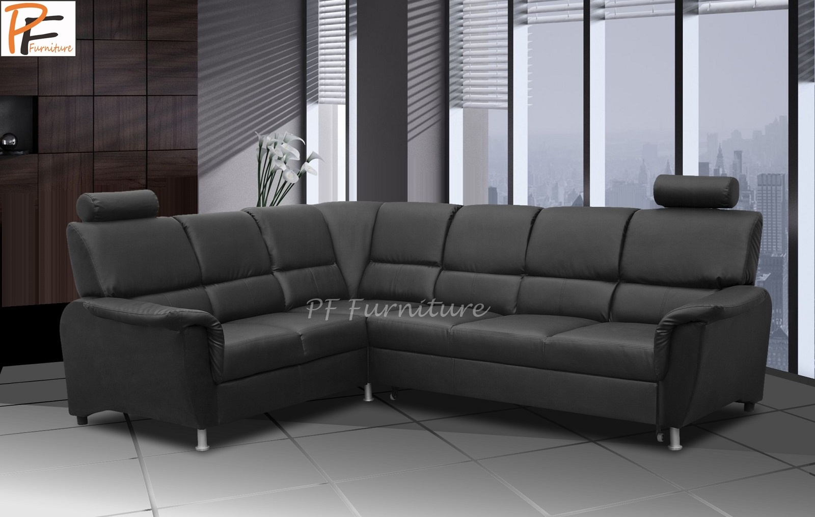 San Diego Corner Sofa Bed Pf Furniture