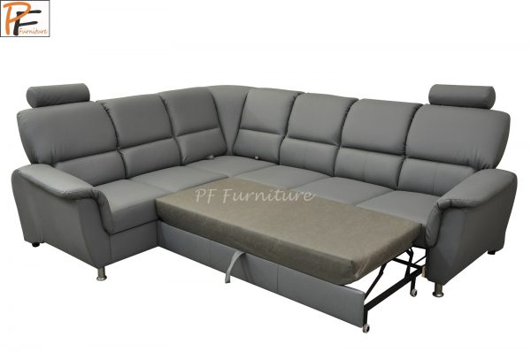 San Diego corner sofa bed-1345