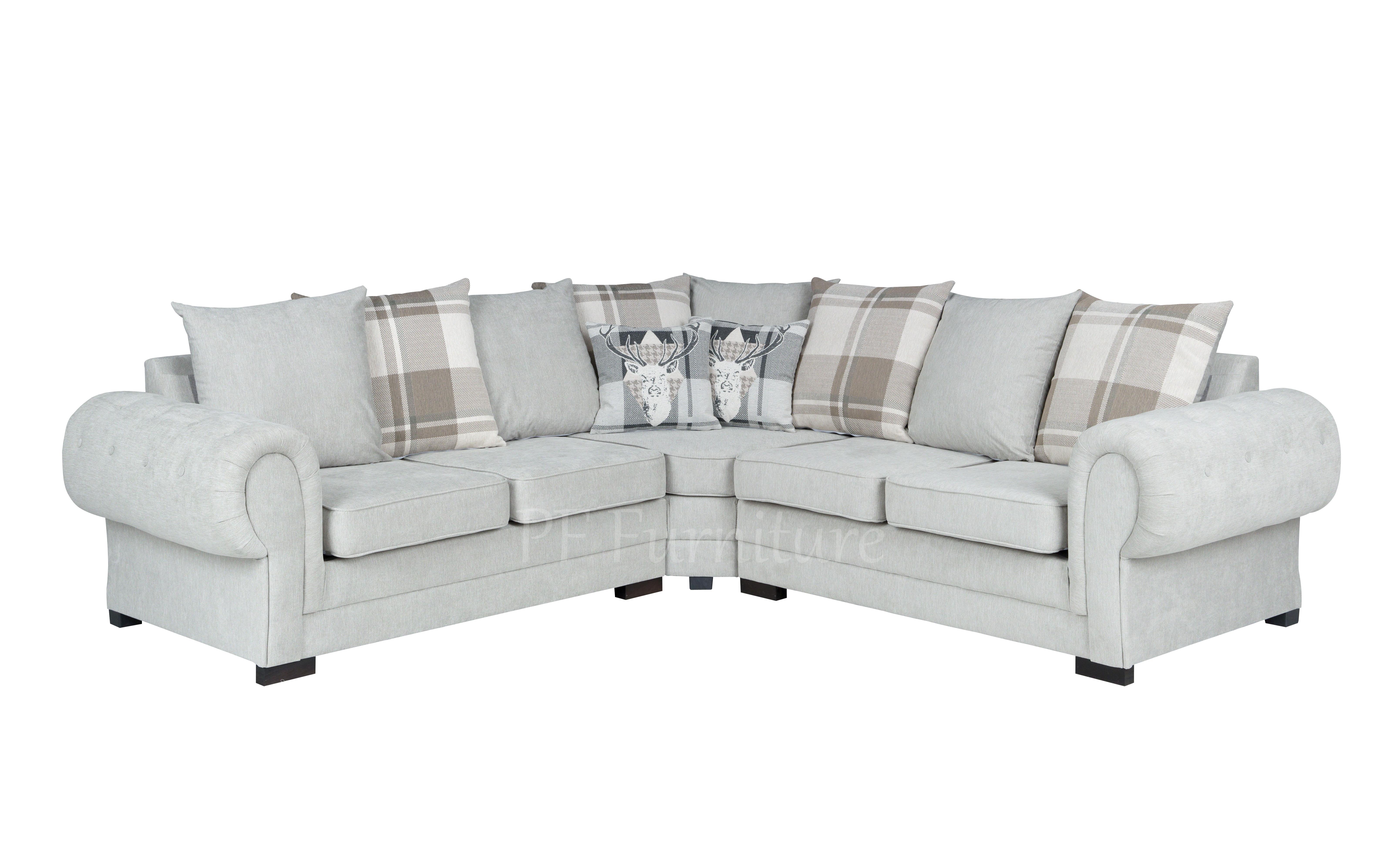 Santana Corner Sofa 2cr2 Pf Furniture