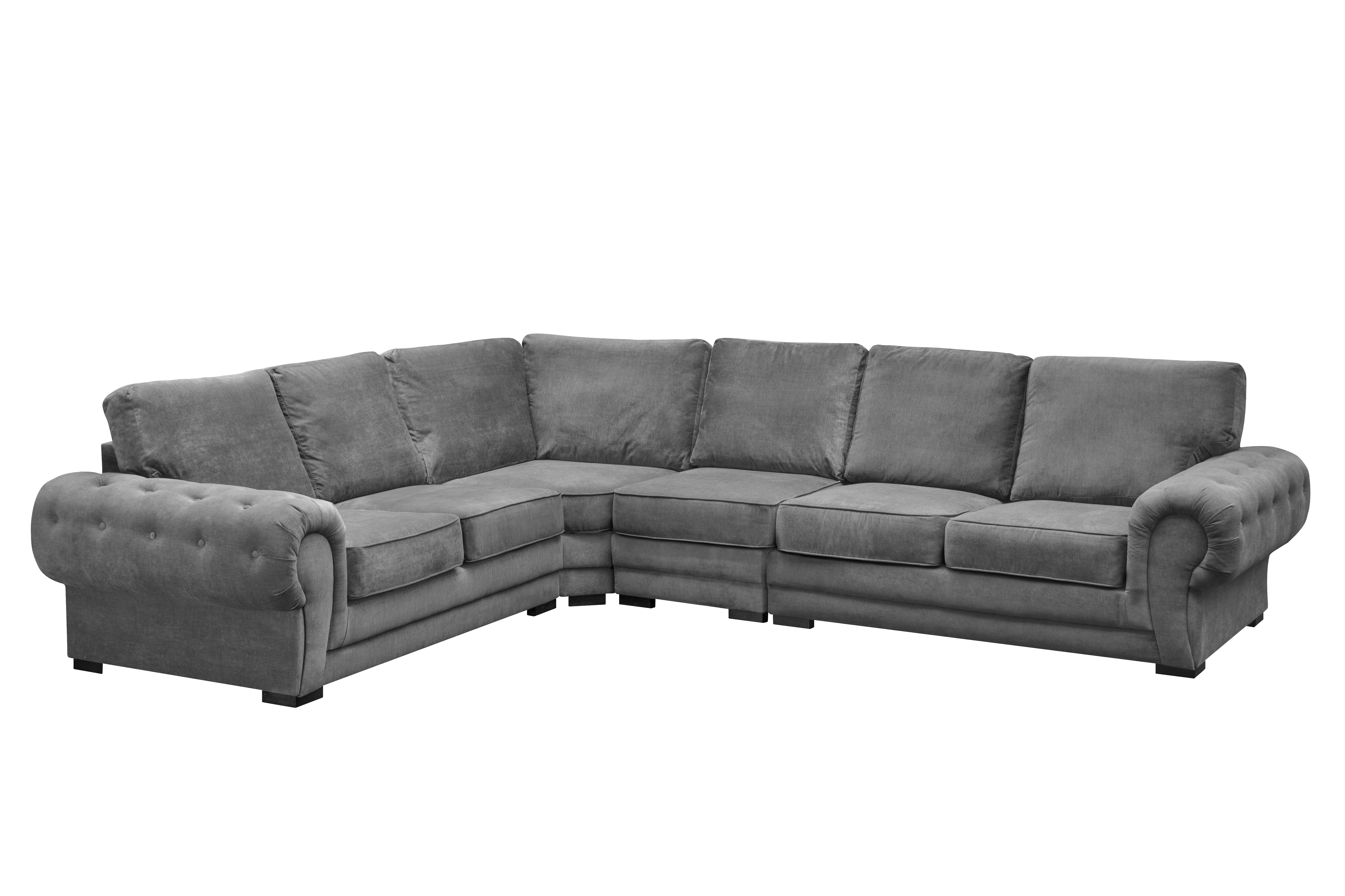 Verona 3C2 Corner Sofa With Footstool – PF Furniture